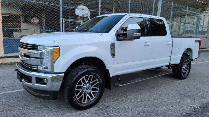 2017 Ford F-250 Super Duty for sale at Green Life Auto, Inc. in Nashville TN