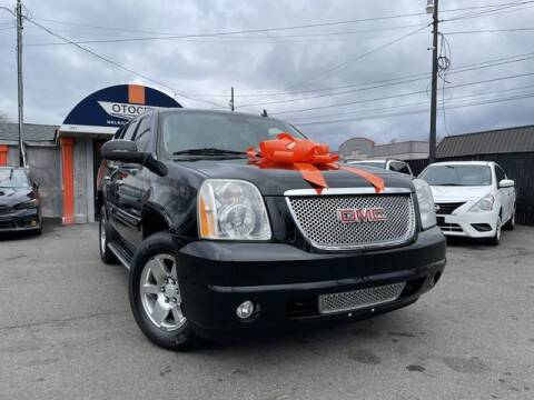 2008 GMC Yukon for sale at OTOCITY in Totowa NJ