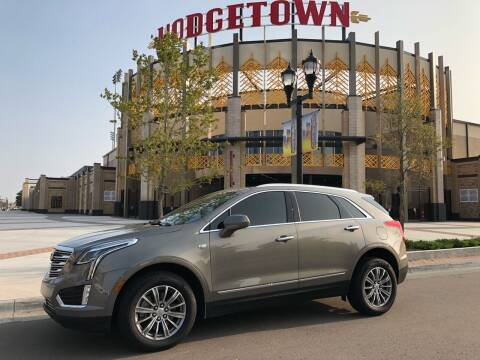 2017 Cadillac XT5 for sale at Beaton's Auto Sales in Amarillo TX