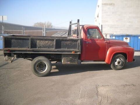 1955 Ford F-350 Super Duty for sale at Classic Car Deals in Cadillac MI
