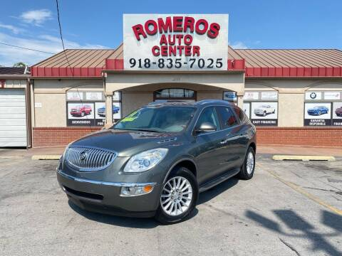 2011 Buick Enclave for sale at Romeros Auto Center in Tulsa OK