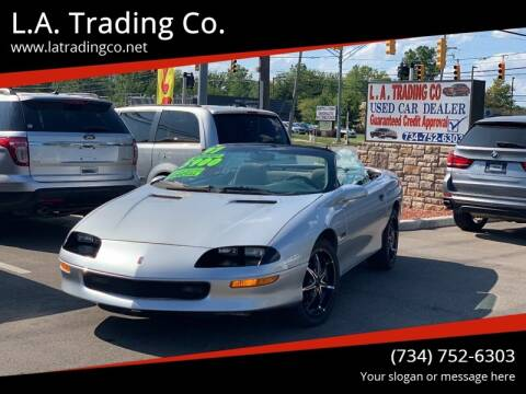 1997 Chevrolet Camaro for sale at L.A. Trading Co. in Woodhaven MI