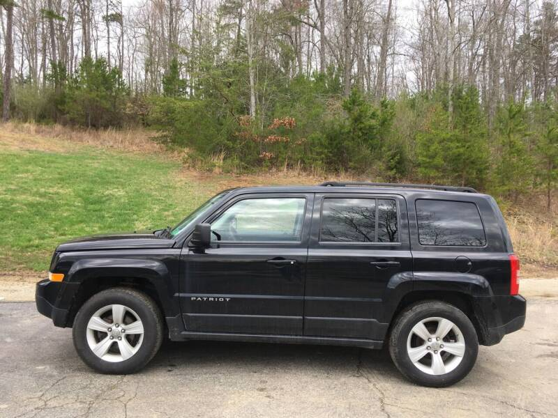 2012 Jeep Patriot for sale at Craig's Auto Sales Inc. in Olive Hill KY