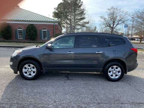 2012 Chevrolet Traverse for sale at Auddie Brown Auto Sales in Kingstree SC
