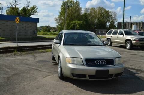 2003 Audi A6 for sale at Performance Motor Cars in Washington Court House OH