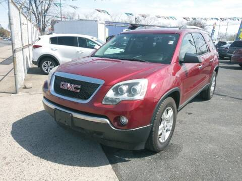 2010 GMC Acadia for sale at LaBate Auto Sales Inc in Philadelphia PA