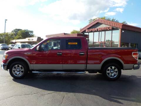 2009 Ford F-150 for sale at Super Service Used Cars in Milwaukee WI