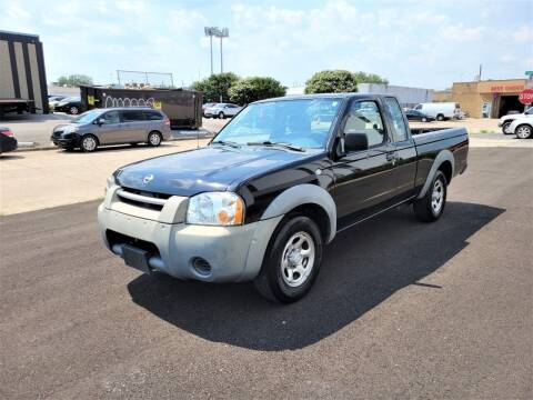 2003 Nissan Frontier for sale at Image Auto Sales in Dallas TX