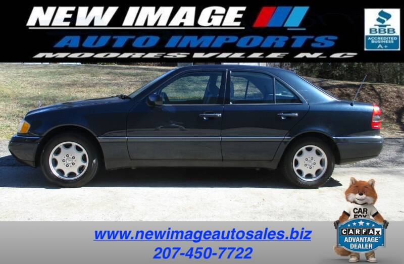 1997 Mercedes-Benz C-Class for sale at New Image Auto Imports Inc in Mooresville NC