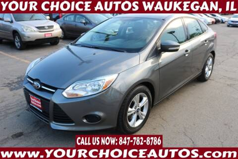 2013 Ford Focus for sale at Your Choice Autos - Waukegan in Waukegan IL