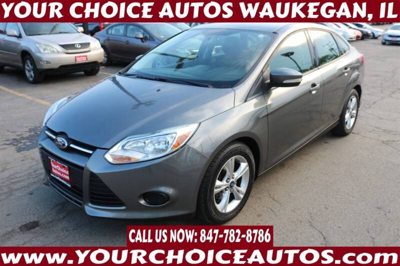 2013 Ford Focus for sale in Waukegan, IL