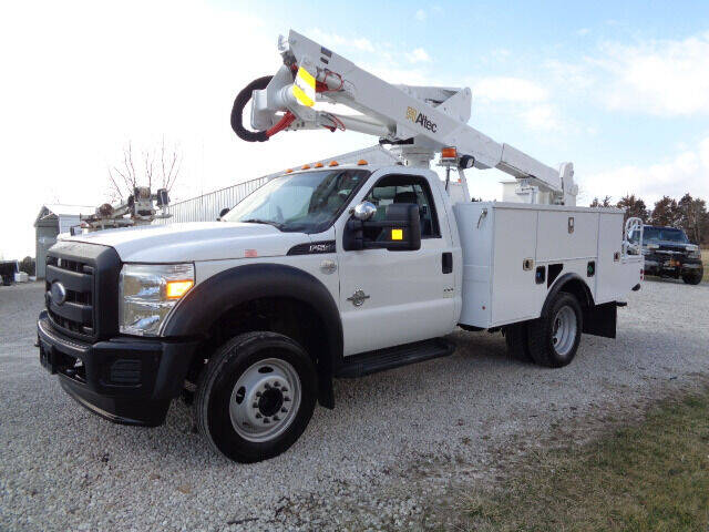 2015 Ford F-550 for sale at Busch Motors in Washington MO