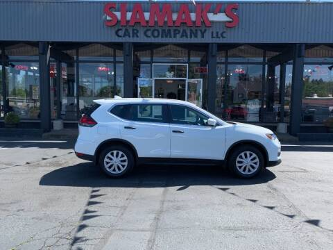 2018 Nissan Rogue for sale at Siamak's Car Company llc in Salem OR