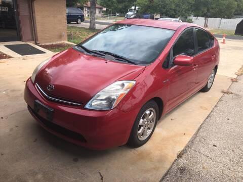 2009 Toyota Prius for sale at John 3:16 Motors in San Antonio TX