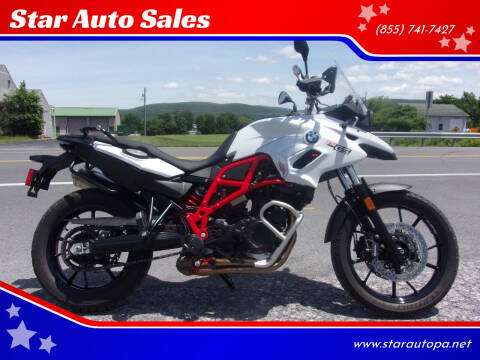 2016 BMW F 700 for sale at Star Auto Sales in Fayetteville PA