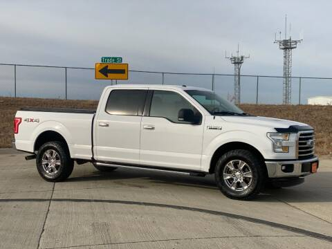 2016 Ford F-150 for sale at BISMAN AUTOWORX INC in Bismarck ND
