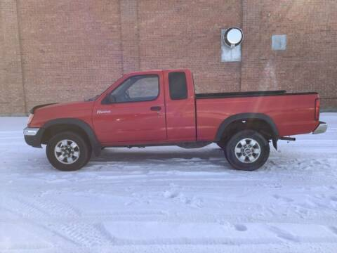2000 Nissan Frontier for sale at Paris Fisher Auto Sales Inc. in Chadron NE