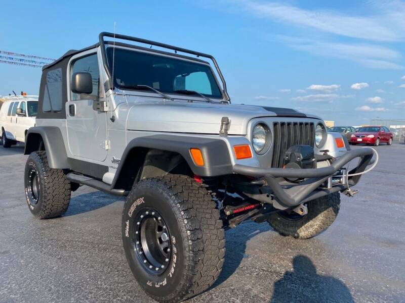 2006 Jeep Wrangler for sale in Franklin, OH
