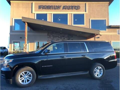 2019 Chevrolet Suburban for sale at Moses Lake Family Auto Center in Moses Lake WA