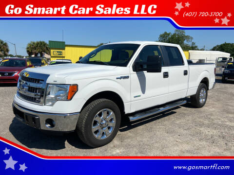 2014 Ford F-150 for sale at Go Smart Car Sales LLC in Winter Garden FL