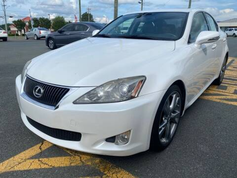 2010 Lexus IS 250 for sale at Auto America - Monroe in Monroe NC