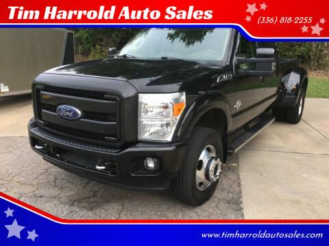 2014 Ford F-350 Super Duty for sale at Tim Harrold Auto Sales in Wilkesboro NC
