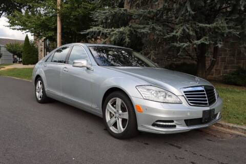 2010 Mercedes-Benz S-Class for sale at Gullwing Motor Cars Inc in Astoria NY