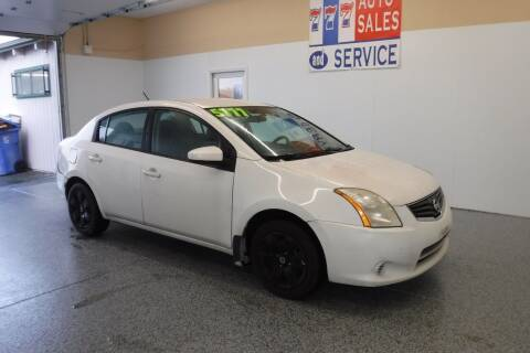 2010 Nissan Sentra for sale at 777 Auto Sales and Service in Tacoma WA