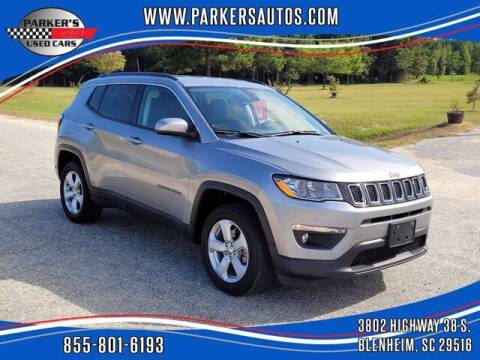 2019 Jeep Compass for sale at Parker's Used Cars in Blenheim SC