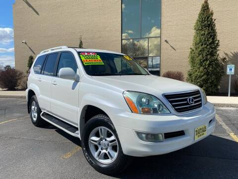 2005 Lexus GX 470 for sale at TDI AUTO SALES in Boise ID