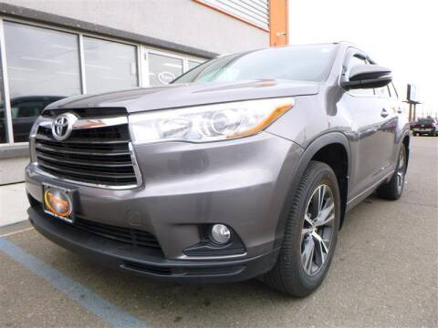 2016 Toyota Highlander for sale at Torgerson Auto Center in Bismarck ND
