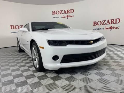 2015 Chevrolet Camaro for sale at BOZARD FORD in Saint Augustine FL
