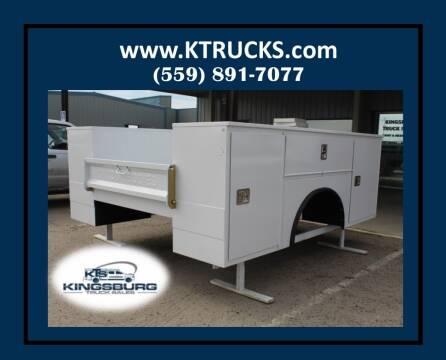 2021 Dakota Bodies DB46709 for sale at Kingsburg Truck Center in Kingsburg CA