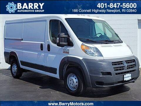 2017 RAM ProMaster Cargo for sale at BARRYS Auto Group Inc in Newport RI