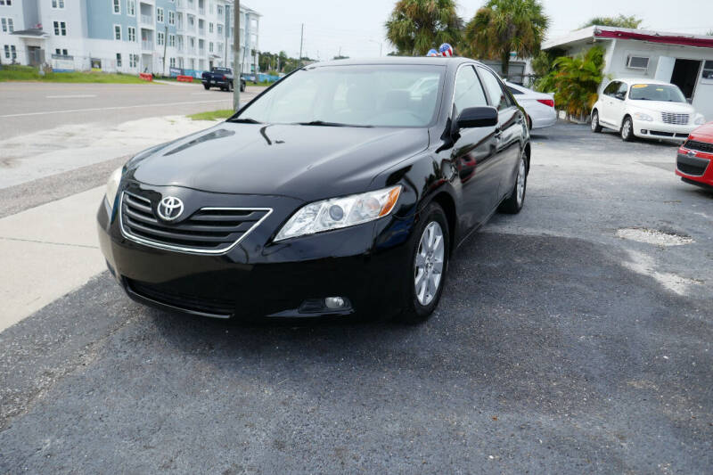 2009 Toyota Camry for sale at J Linn Motors in Clearwater FL