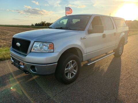 2006 Ford F-150 for sale at The Auto Toy Store in Robinsonville MS