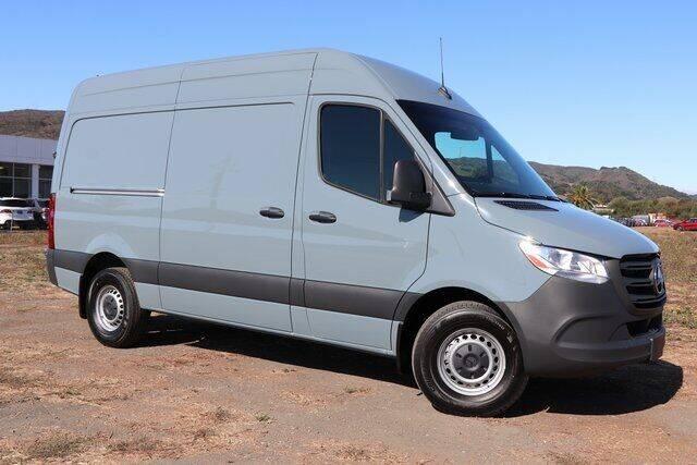 2021 Mercedes-Benz Sprinter Cargo for sale in San Luis Obispo, CA