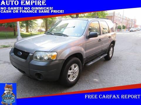 2007 Ford Escape for sale at Auto Empire in Brooklyn NY