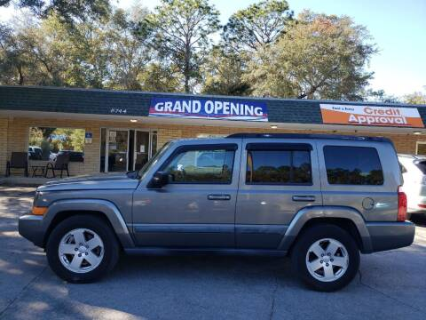2008 Jeep Commander for sale at Magic Imports in Melrose FL
