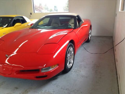 2001 Chevrolet Corvette for sale at Stakes Auto Sales in Fayetteville PA