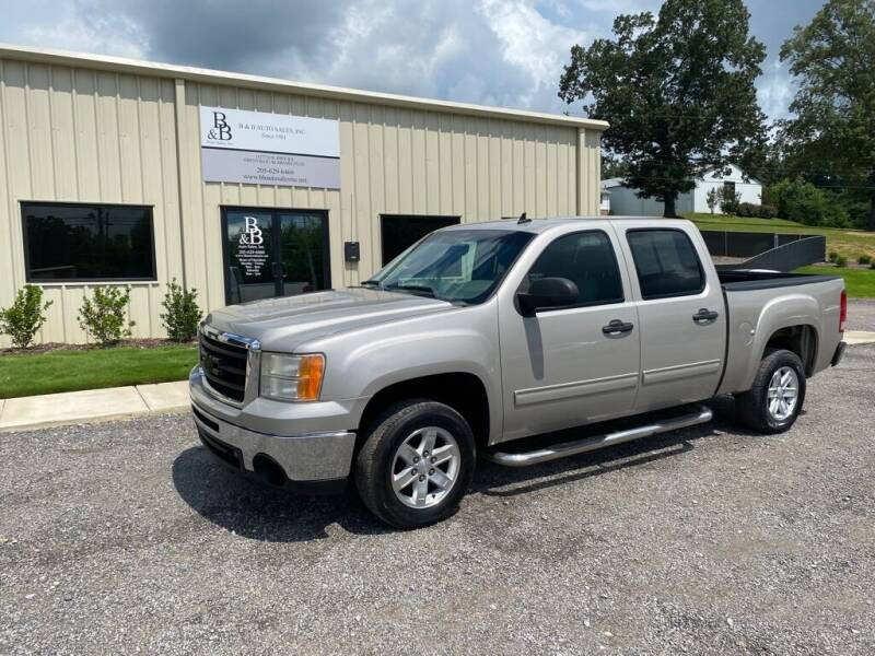2007 GMC Sierra 1500 for sale at B & B AUTO SALES INC in Odenville AL