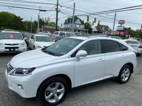 2013 Lexus RX 350 for sale at Masic Motors, Inc. in Harrisburg PA