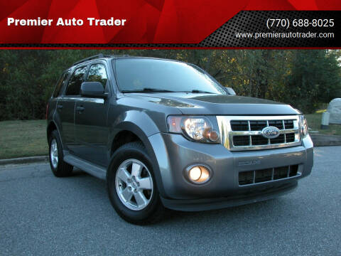 2010 Ford Escape for sale at Premier Auto Trader in Alpharetta GA