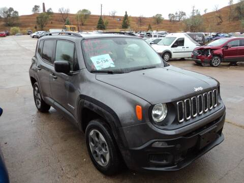 2017 Jeep Renegade for sale at Barney's Used Cars in Sioux Falls SD