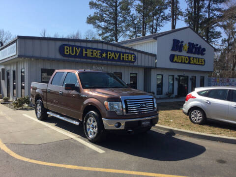 2011 Ford F-150 for sale at Bi Rite Auto Sales in Seaford DE