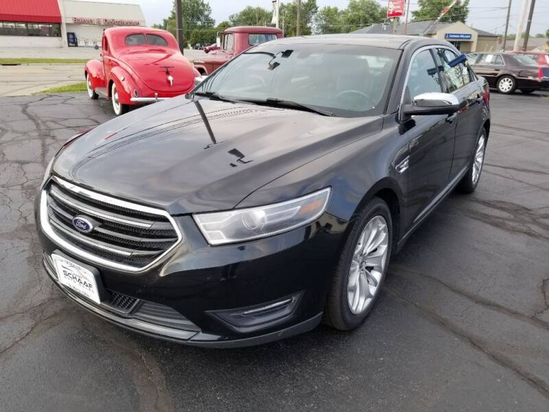 2014 Ford Taurus for sale at Larry Schaaf Auto Sales in Saint Marys OH