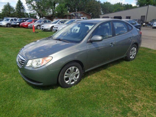2010 Hyundai Elantra for sale at COUNTRYSIDE AUTO INC in Austin MN