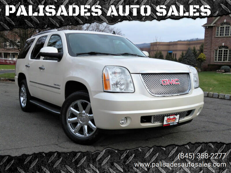2011 GMC Yukon for sale at PALISADES AUTO SALES in Nyack NY
