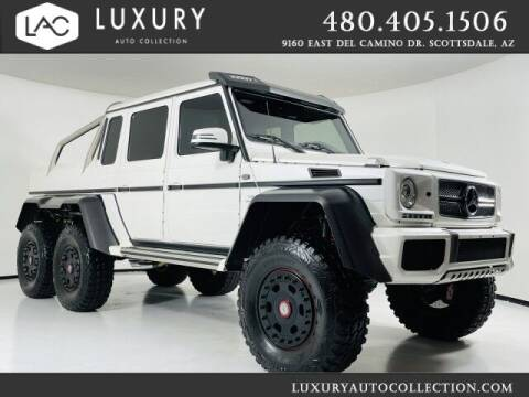 2014 Mercedes-Benz G-Class for sale at Luxury Auto Collection in Scottsdale AZ