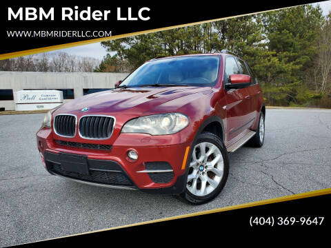 2011 BMW X5 for sale at MBM Rider LLC in Alpharetta GA